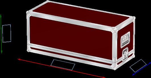 Haubencase Antari Z 1500 II Hazer Ideal Fog Artikelnummer 2752