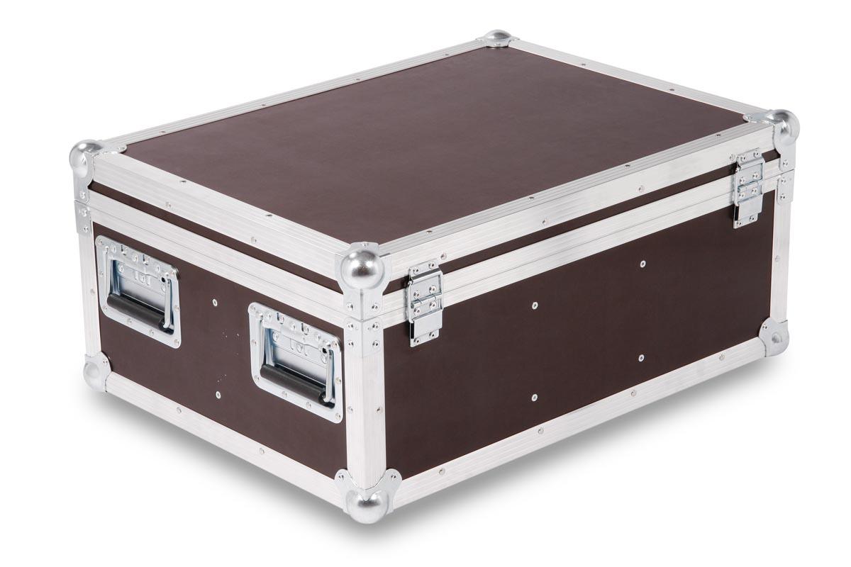 truhencase cameo flat pro 7 par can8ip65 4in1 mit fach. Black Bedroom Furniture Sets. Home Design Ideas
