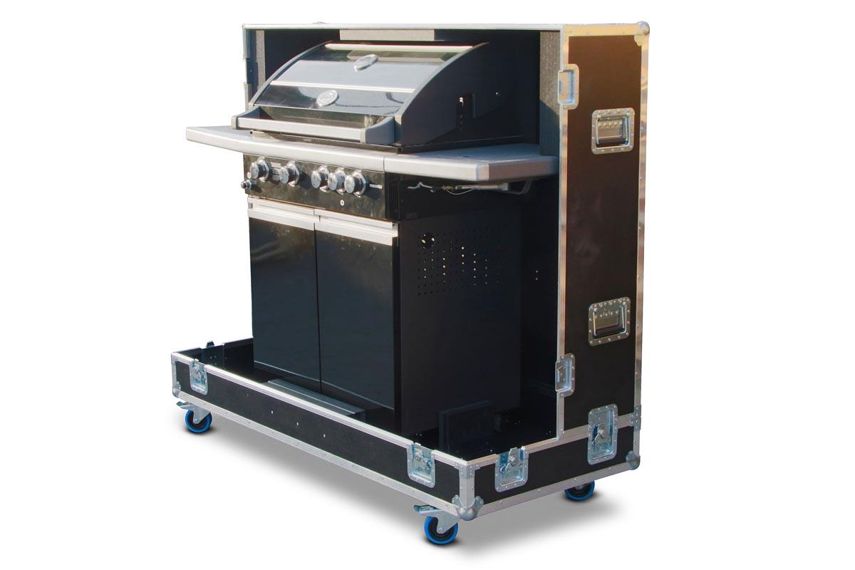 Rösle Gasgrill Hersteller : Haubencase geteilt grill rösle bbq station vision g4 für fr